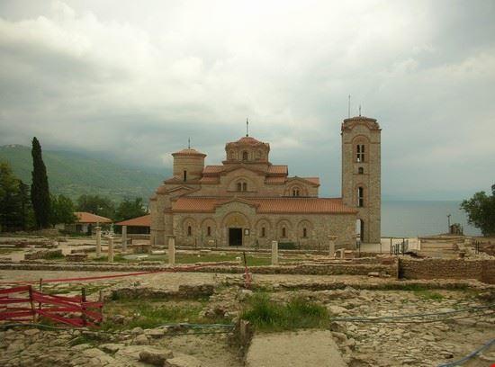 Ohrid San Clemente