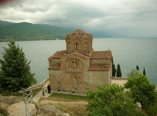 Ohrid San Giovanni