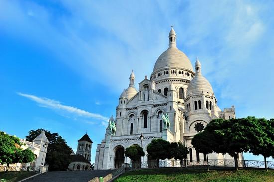 BASILIQUE DU SACRÉ-CŒUR a PARIS