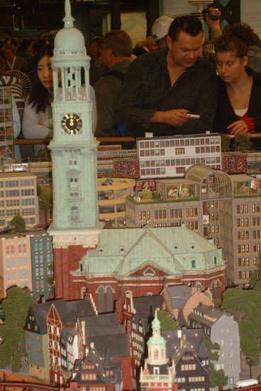 Photo amburgo st michaelis in Hamburg - Pictures and Images of Hamburg - 368x550  - Author: Elisabetta, photo 2 of 65
