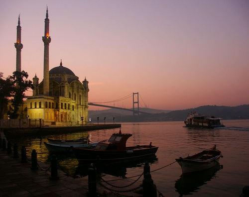 ORTAKOY a ISTANBUL