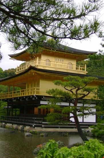 Kinkakuji - Padiglione d'oro