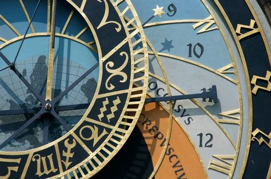 18403 praga particolare dell orologio astronomico