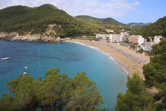 Photo ibiza ses fugueretes in Ibiza - Pictures and Images of Ibiza
