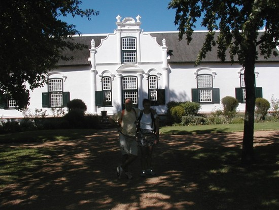 Photo stellenbosch boschendal in Stellenbosch - Pictures and Images of Stellenbosch - 550x414  - Author: ALBERTO, photo 2 of 7