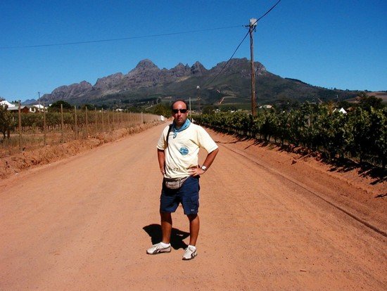 Photo stellenbosch sulle strade delle winelands in Stellenbosch - Pictures and Images of Stellenbosch 