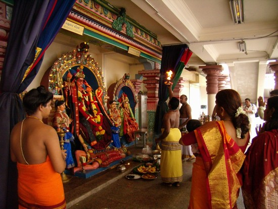 Photo Sri Mariamman in Singapore - Pictures and Images of Singapore