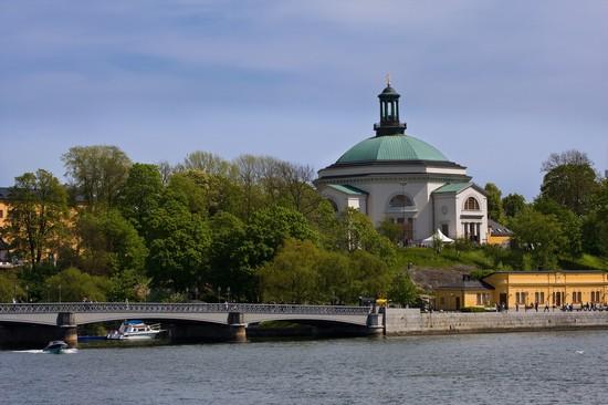 SKEPPSHOLMEN ISLAND a STOCKHOLM