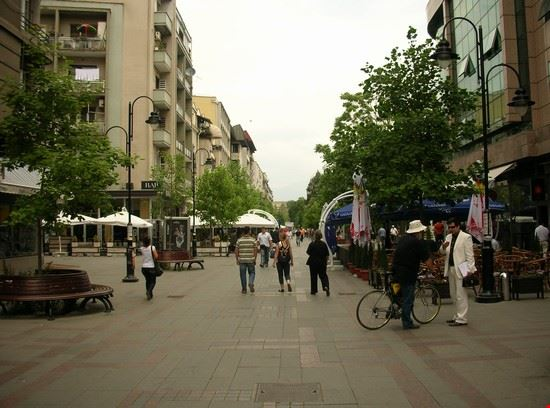 Skopje centro