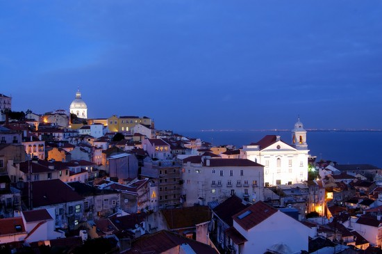 Photo lisbona alfama in Lisbon - Pictures and Images of Lisbon