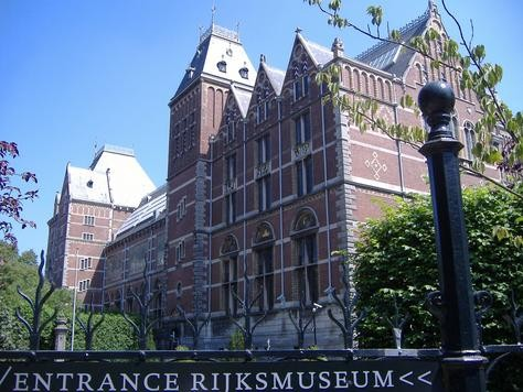 Photo amsterdam museo reale in Amsterdam - Pictures and Images of Amsterdam - 474x356  - Author: Elisa, photo 4 of 302