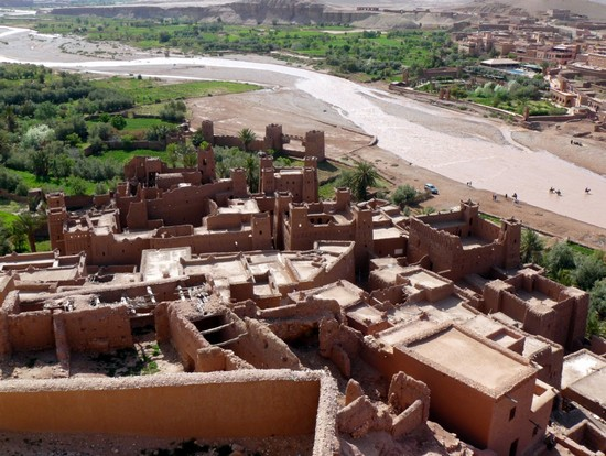 Photo ouarzazate ait-ben-haddou in Ouarzazate - Pictures and Images of Ouarzazate