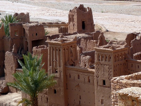 Photo ouarzazate dalla cima in Ouarzazate - Pictures and Images of Ouarzazate - 550x414  - Author: ALBERTO, photo 8 of 38
