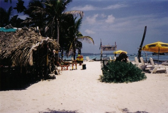 Photo spiaggia di sabbia bianca in Cartagena - Pictures and Images of Cartagena