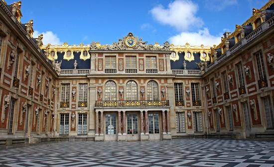 Foto la reggia di versailles a parigi 550x335 autore for Charles che arredo la reggia di versailles