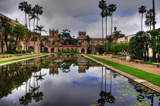 Foto san diego san diego balboa park - Imágenes y fotos de San Diego - 550x365  - Autor: Laalamani, Foto 2 de 29