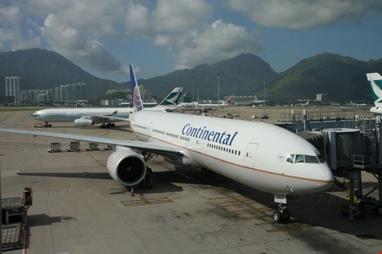 houston bush intercontinental airport