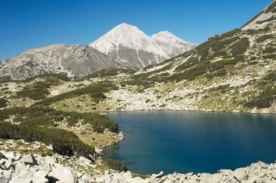 THE PEAK OF VIHREN (CLIMBING) a BANSKO