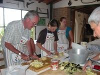 Photo Cooking Tour1 in Montepulciano - Pictures and Images of Montepulciano 
