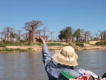 Madgascar's Majestic Mangoky River