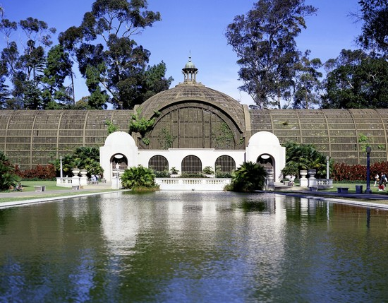 Photo Balboa Park in San Diego - Pictures and Images of San Diego 