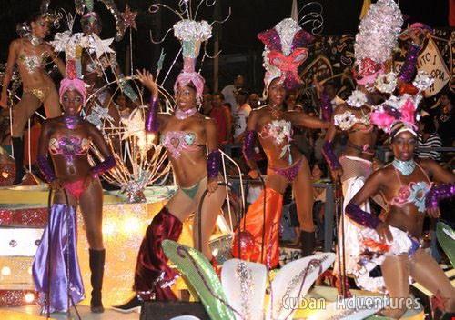 Carnival Cuba