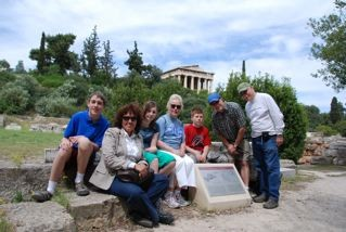 Photo 4 in Athens - Pictures and Images of Athens - 319x214  - Author: Athens Walking Tours, photo 4 of 207