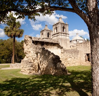 Photo San Antonio Missions National Historical Park in San Antonio - Pictures and Images of San Antonio - 336x325  - Author: Editorial Staff, photo 1 of 10