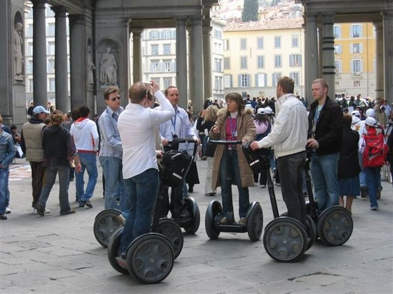 SEGWAY TOURS a FLORENCE