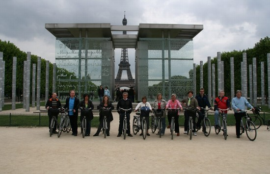 GUIDED BIKE TOURS a PARIS