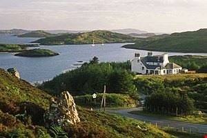 Tour to North Scotland