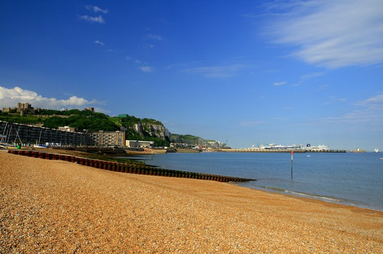 Photo Dover beach in Dover - Pictures and Images of Dover 