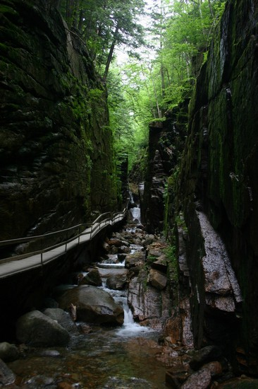 Photo franconia franconia notch state park in Franconia - Pictures and Images of Franconia