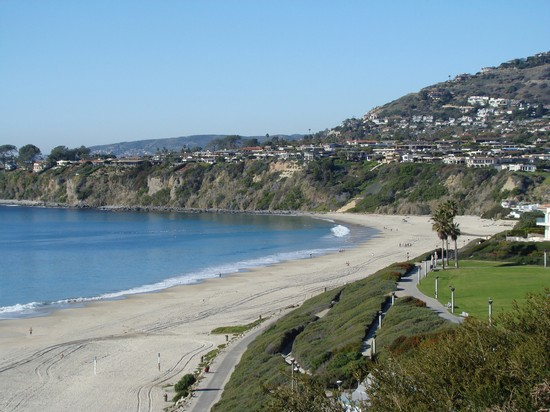 Photo Crescent Bay Point Park in Laguna Beach - Pictures and Images of Laguna Beach - 550x412  - Author: Laalamani, photo 1 of 7