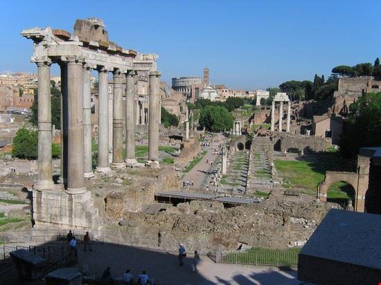 20783 rome roman forum