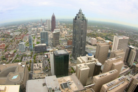 Photo Atlanta Downtown in Atlanta - Pictures and Images of Atlanta