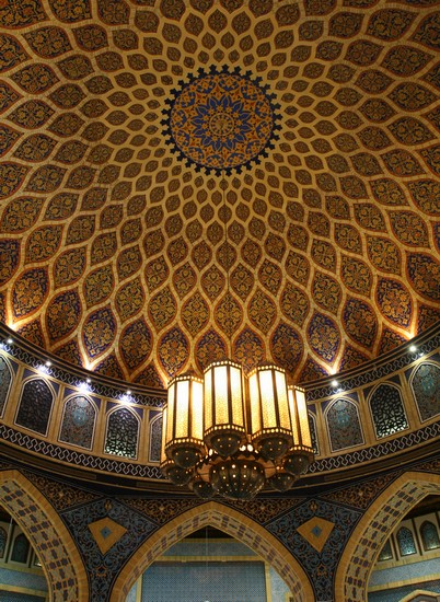 Photo Ibn Battuta Mall in Dubai - Pictures and Images of Dubai - 402x550  - Author: Laalamani, photo 1 of 204