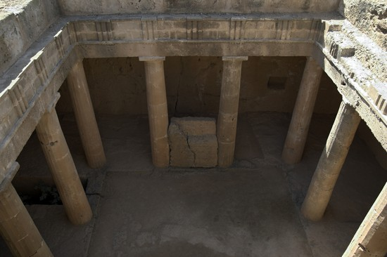 TOMB OF THE KING a PAPHOS