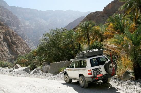 Foto muscat wadi bani awf a Muscat - 550x362  - Autore: Al Azure Tours, foto 2 di 29