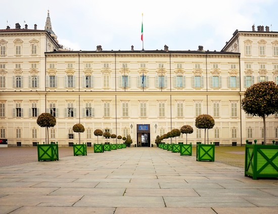 Photo Royal Palace in Turin - Pictures and Images of Turin - 550x424  - Author: Laalamani, photo 1 of 231