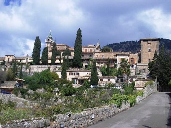 Foto palma de mallorca the chartreuse of valldemossa - Fotografia palma de mallorca ...