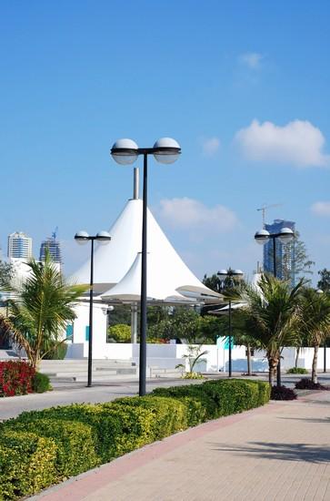 Al Mamzar Park Dubai Parks And Gardens