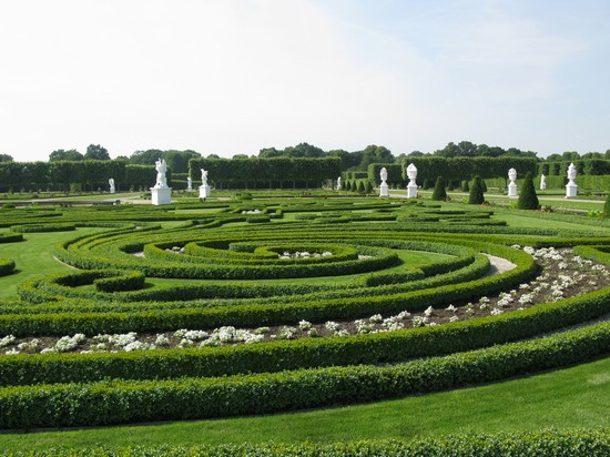 ROYAL GARDENS OF HERRENHAUSEN a HANNOVER