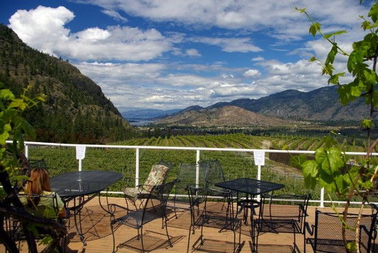 Photo 3k in Penticton - Pictures and Images of Penticton - 550x368  - Author: Okanagan Valley Wine Tours, photo 3 of 4