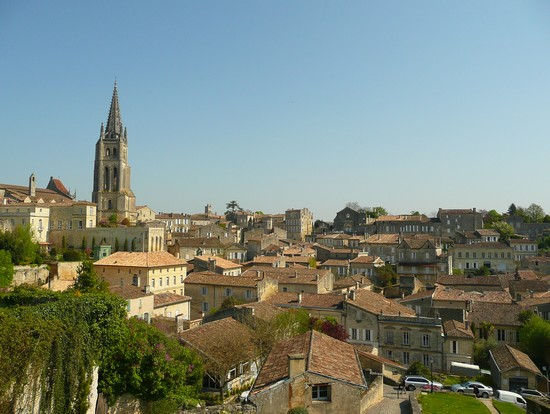 Photo Saint Emilion in Bordeaux - Pictures and Images of Bordeaux - 550x414  - Author: 33Tour , photo 4 of 61