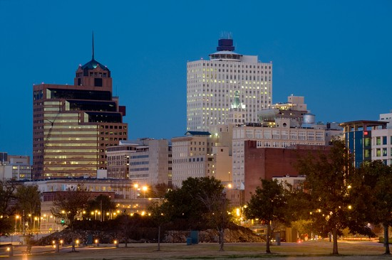 Photo Downtown Memphis in Memphis - Pictures and Images of Memphis
