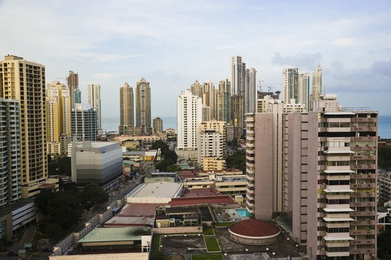 Photo Downtown in Panama City - Pictures and Images of Panama City