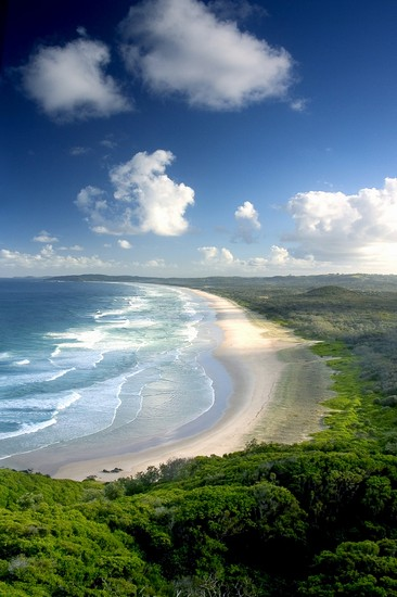 Photo Byron Bay in Byron Bay - Pictures and Images of Byron Bay - 366x550  - Author: Laalamani, photo 1 of 8