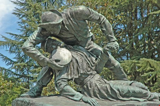 Spotsylvania National Military Park