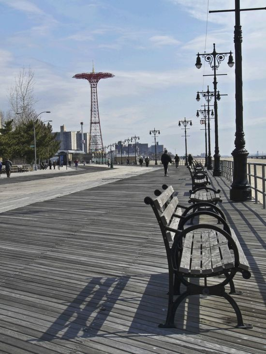 Photo Steeplechase Park in Coney Island - Pictures and Images of Coney Island